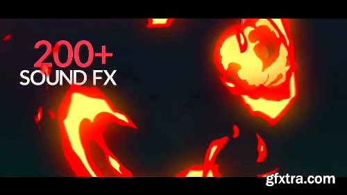 VideoHive RTFX Generator [1000 FX elements] V2 19563523 (With 6 June 19)