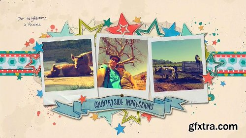 VideoHive Travel Slideshow 13268625