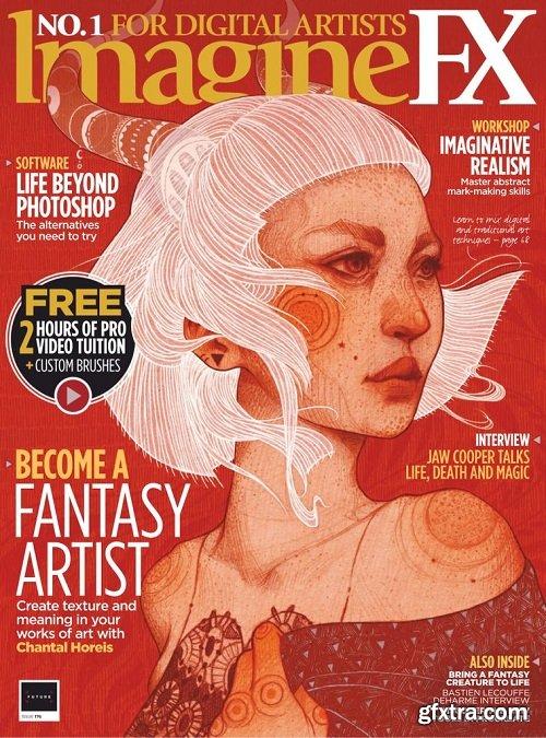 ImagineFX - Issue 176 , 2019