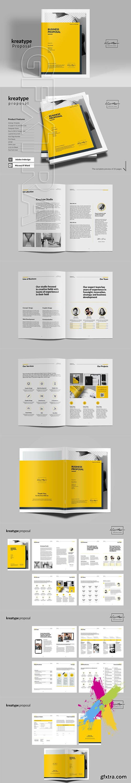 CreativeMarket - Kreatype Proposal 3777565