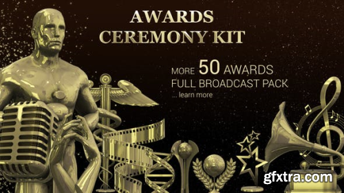 Videohive Award Ceremony Kit 23682306