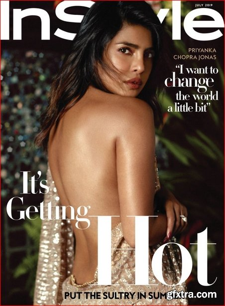 InStyle USA - July 2019
