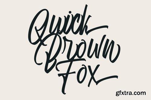 Freedom Typeface