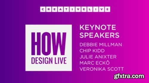 CreativeLive - HOW Design Live