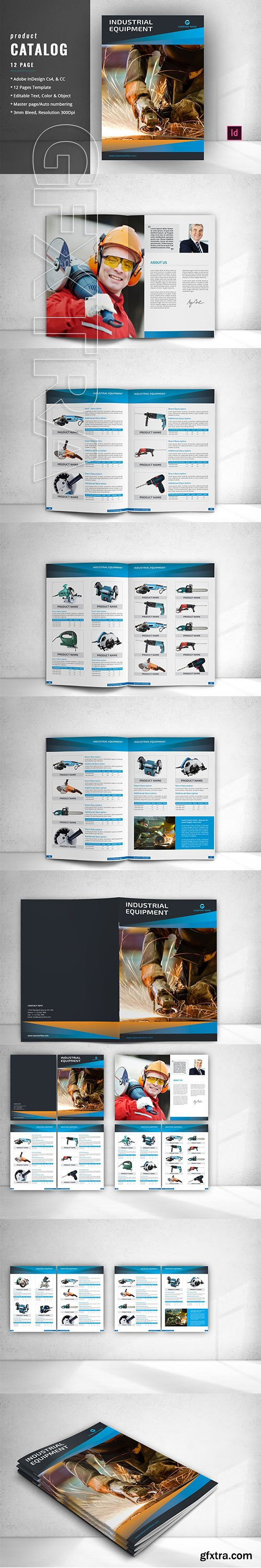 CreativeMarket - Product Catalog 3859350