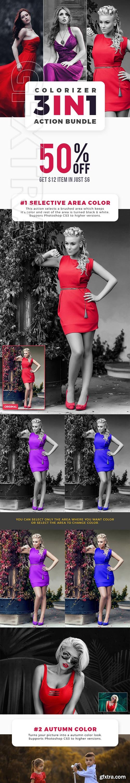 GraphicRiver - Colorizer Action Bundle 23952486