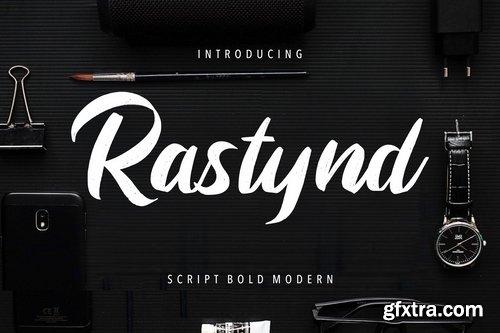 Rastynd Script Bold Modern