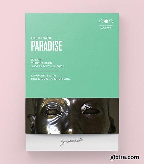Greyscale Gorilla - HDRI Pack Paradise