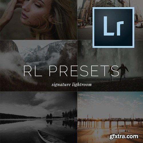 Ryan Longnecker Lightroom Presets (NEW)