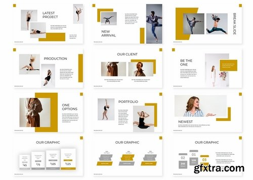 Cleania - Powerpoint Template by aqrstudio on Envato Elements