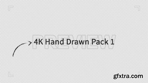 4K Hand Drawn Pack 1 213757