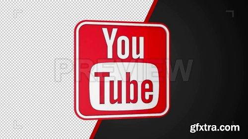 Rotating Youtube Logo Loop 216739