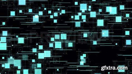 Squares Movement Background 246074