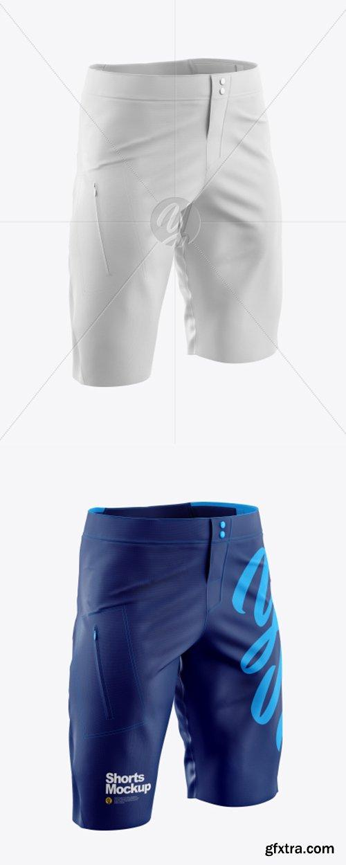 Men's Shorts HQ Mockup 35518