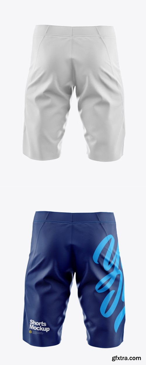 Men's Shorts HQ Mockup 35511
