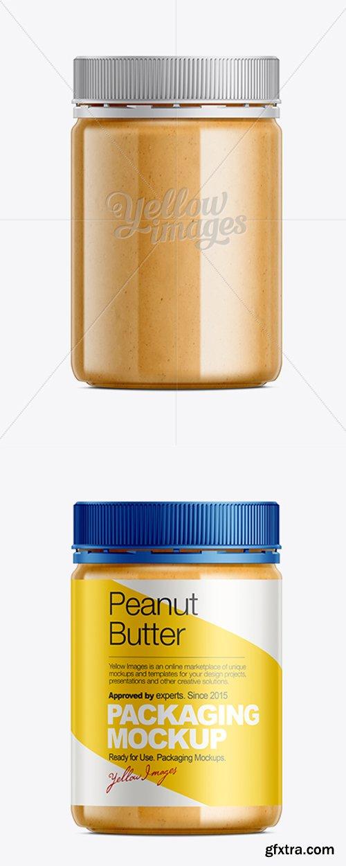 Peanut Spread Mockup 10536