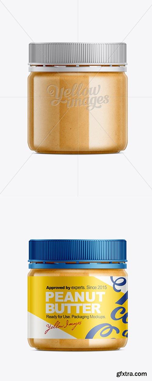 Peanut Butter Mockup 10535