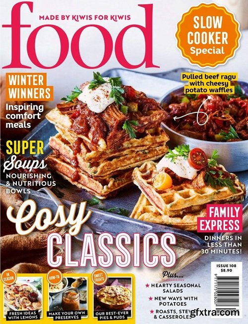 Food New Zealand - Issue 108, 2019