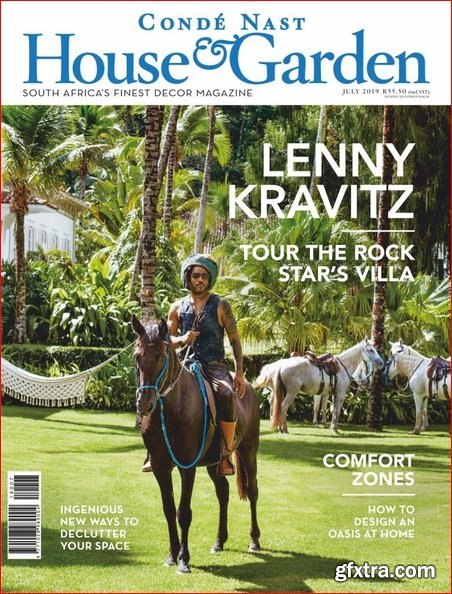 Conde Nast House & Garden - July 2019