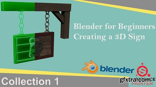 Blender for Beginners Creating a Low Poly 3D Model Complete Introduction