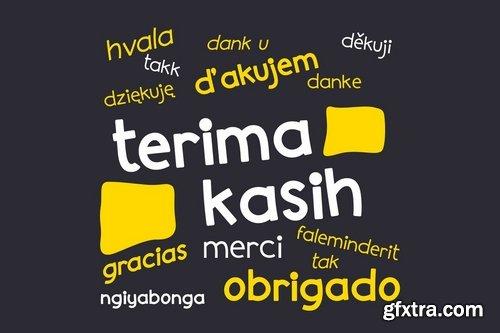 Trexos Font