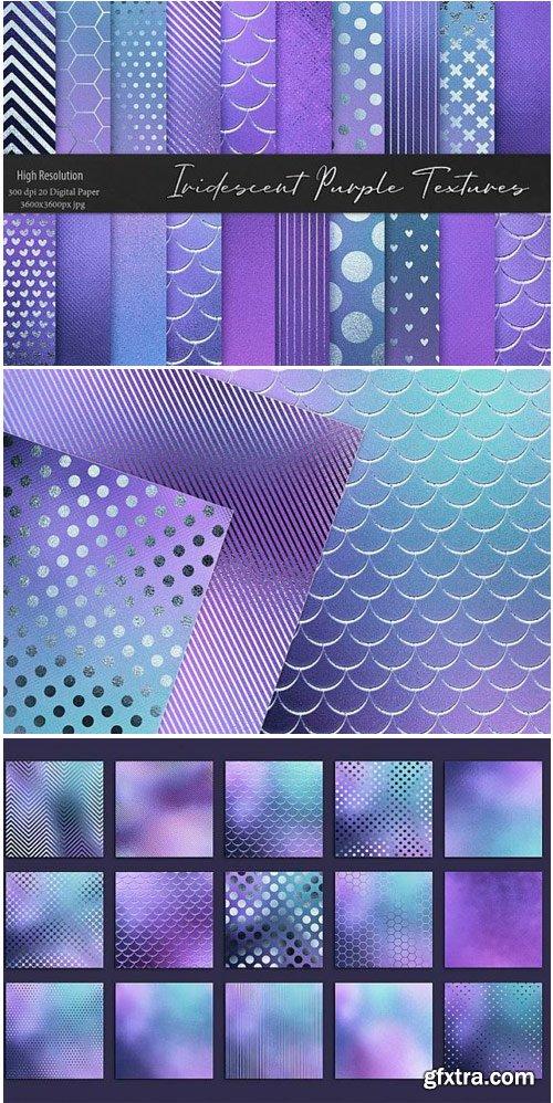 Iridescent Purple Textures 1502650