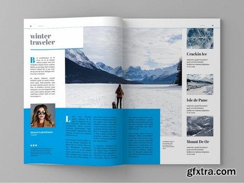 Snowfix - Magazine Template