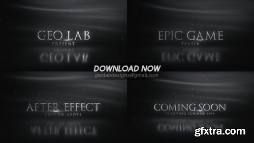 VideoHive Epic Teaser 23192183