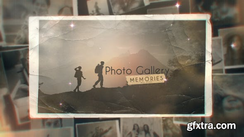 VideoHive Memories Photo Gallery 23558299