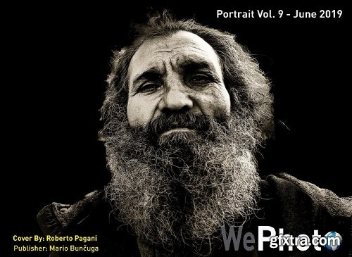 WePhoto Portrait - Volume 9 June 2019
