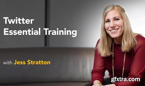 Lynda - Twitter Essential Training (Upd June 2019)