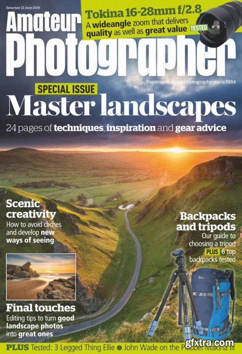 Amateur Photographer - 22 June 2019