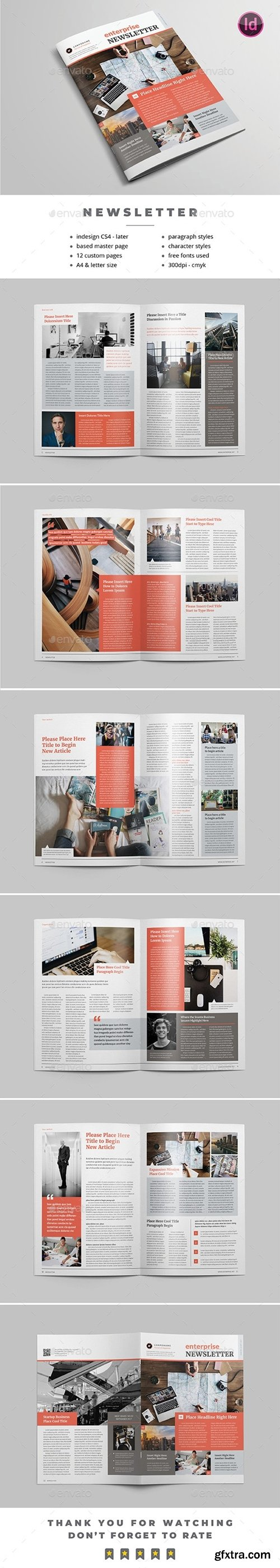 GraphicRiver - Multipurpose Newsletter v.05 20485362