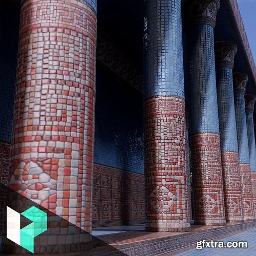 Gumroad – Mosaic Creation Techniques with Substance Designer