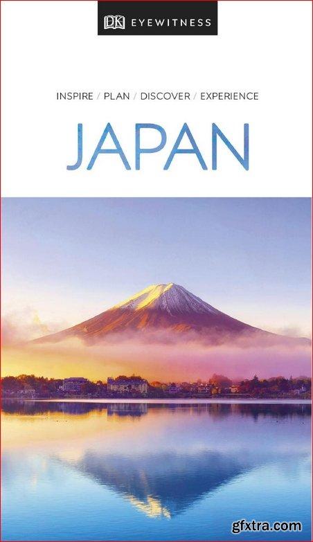 DK Eyewitness Travel Guide Japan, 2019 Edition