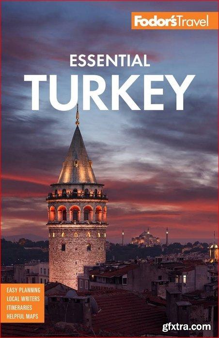 Fodor\'s Essential Turkey (Full-color Travel Guide)
