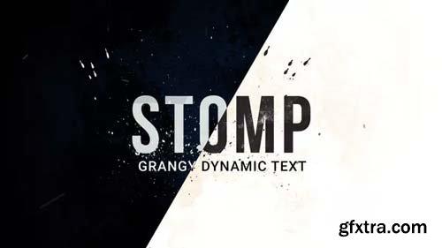 Videohive - Dynamic Text - 23936529
