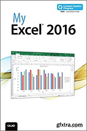 My Excel 2016, 1st Edition