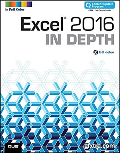 Excel 2016 In Depth, 1st Edition