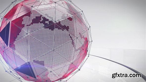 VideoHive Triangle Broadcast Ident Pack 10251344