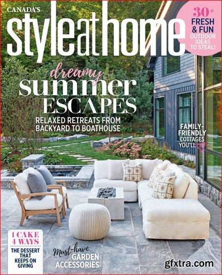 Style at Home Canada - July 2019
