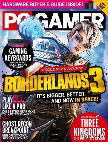 PC Gamer USA - August 2019
