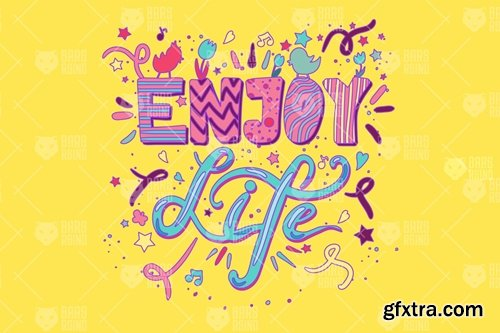 Ispirational Clipart Enjoy Life