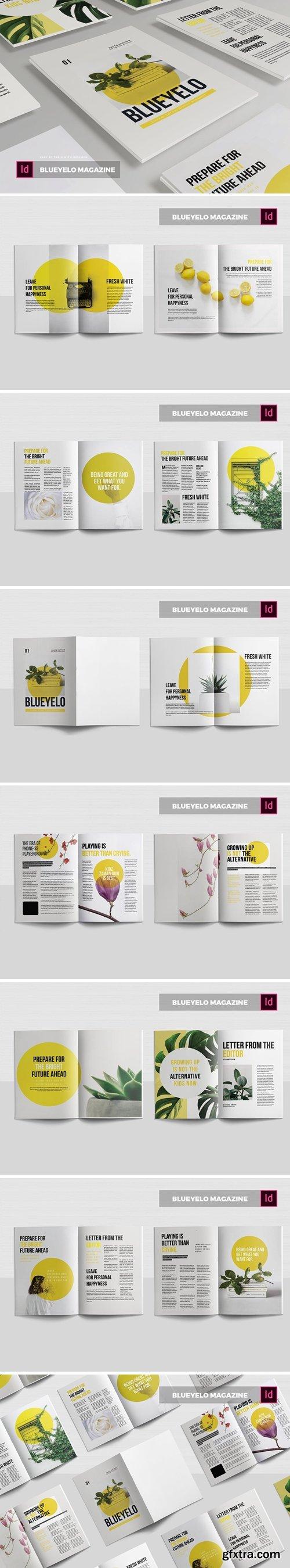 Blueyelo | Magazine