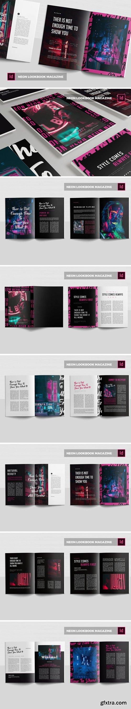 Neon Lookbook | Magazine