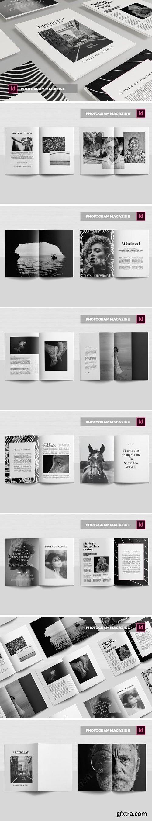 Photogram | Magazine