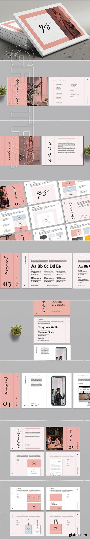 CreativeMarket - Brand Guidelines 3853496