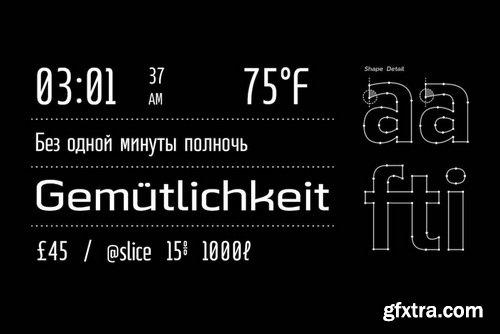 Beriot Font Family