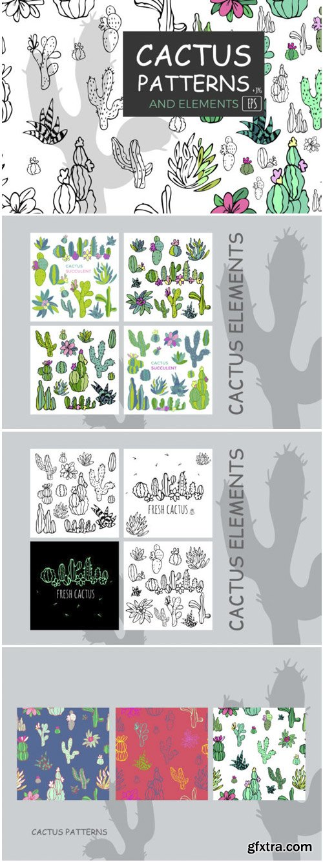 Cactus Illustrations 1511743