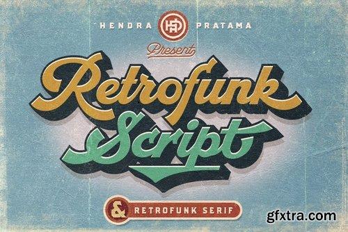 CM - Retrofunk - Script & Serif 3871035